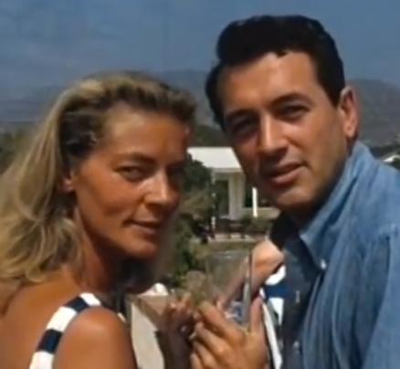 Lauren & Rock, Labor Day, 1965